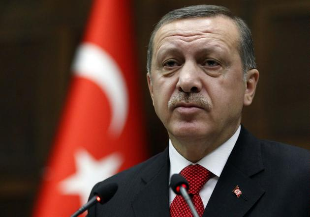 با وجود اردوغان نیازی به دخالت هیچ شهروندی در امور سیاسی نیست