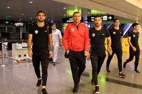 پرسپولیسی ها بامداد امروز به تهران بازگشتند