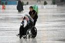 ارائه خدمات شبانه روزی نوروزی به سالمندان در حرم کریمه اهل بیت(س)