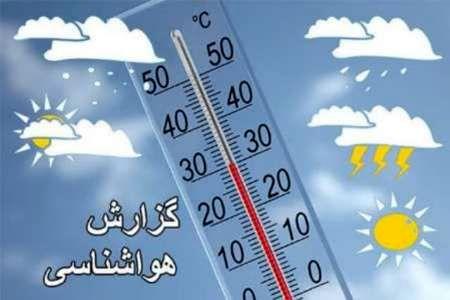 افزایش نسبی دمای تهران در دو روز آینده