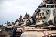 حمله توپخانهای نظامیان ترکیه به روستاهای حومه حلب