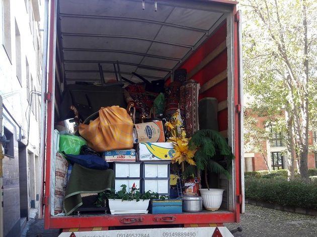 حمل اثاثیه منزل در تعطیلات نوروز فقط با مجوز پلیس