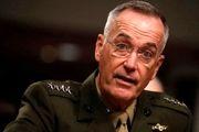 حقوق ژنرال جوزف دانفورد رئیس ستاد مشترک ارتش باید زیاد شود