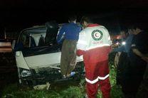 تصادف در محور خرمآباد - کوهدشت ۵ مصدوم برجا گذاشت