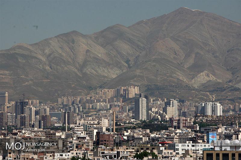 شاخص آلاینده های شهر تهران
