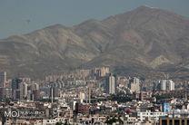 کیفیت هوای تهران در 9 مهر 98 سالم است