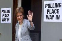 نیمی از اسکاتلندیها مخالف استقلال کشورشان هستند