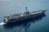 اعزام سومین ناو هواپیمابر آمریکا به آبهای کره شمالی
