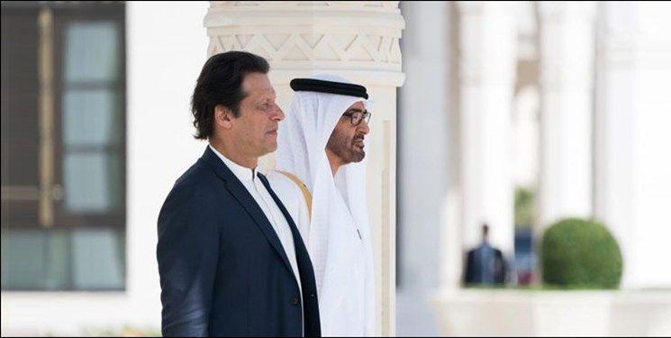 ولیعهد امارات وارد اسلام آباد شد