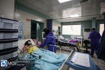 جدیدترین آمار کرونا در کشور تا ظهر  ۱۷ تیرماه ۱۴۰۰/ شناسایی۲۳ هزار و ۳۹۱ مبتلای جدید