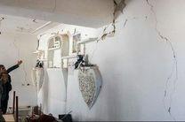 زلزله در شوش به چند واحد مسکونی خسارت وارد کرد