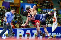 ۴ مدال طلا، ۳ نقره و ۲ برنز ایران را به قهرمانی رساند
