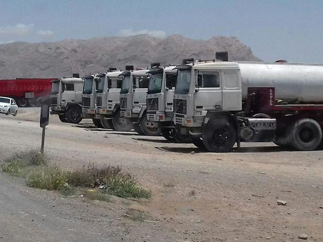 مطالبات راننده ها در مجلس و سه وزارتخانه پیگیری می شود