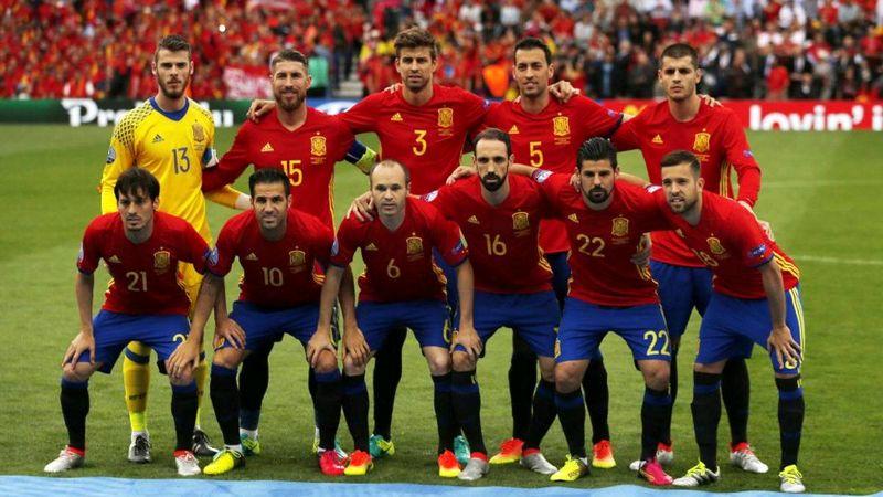 فهرست کامل تیم ملی فوتبال اسپانیا برای جام جهانی مشخص شد