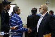 نوزدهمین جلسه دادگاه رسیدگی به مفسدان اقتصادی در بانک سرمایه