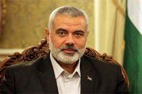 دیدار اسماعیل هنیه با مقامات امنیتی مصر