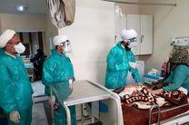 فعالیت جهادی 308 طلبه و روحانی در 4 بیمارستان قم