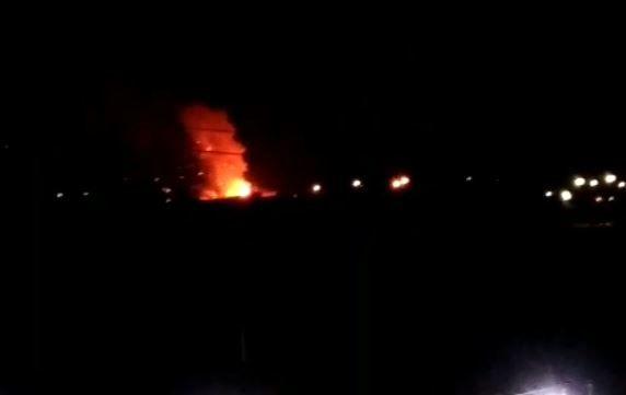 مصدومیت پنج فرد به دلیل انفجار گاز