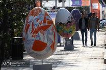 تشکیل کمیته نظارت و ارزیابی برنامه های نوروز / پروژه تخم مرغ های نوروزی سازمان زیباسازی باید بررسی شود