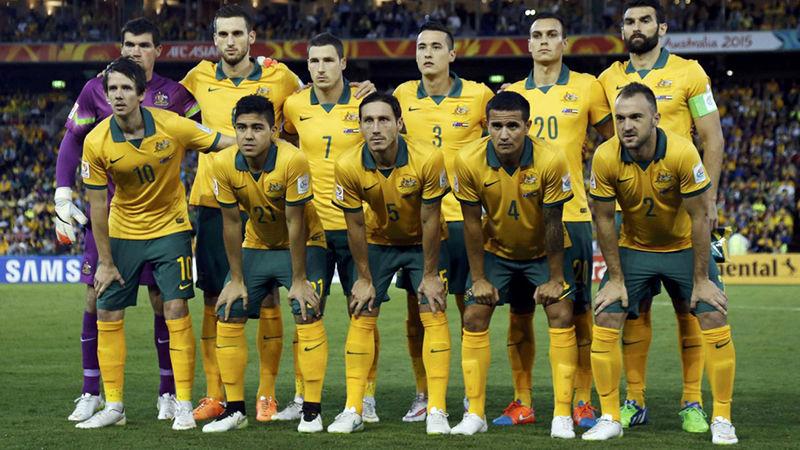 ترکیب استرالیا و اردن مشخص شد
