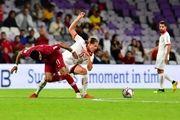 نتیجه دیدار قطر و کره شمالی/صعود قطر با آتش بازی برابر کره