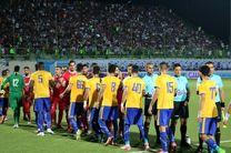 نتیجه بازی نساجی قائم شهر و نفت مسجد سلیمان/ پیروزی نساجی برابر نفت مسجدسلیمان