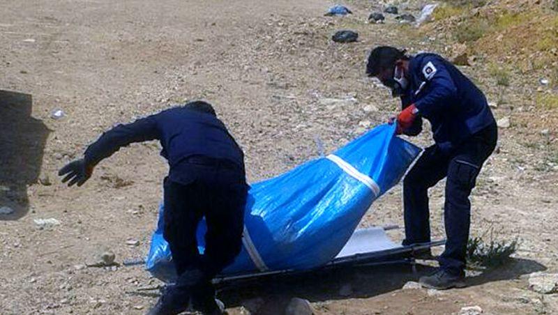 کشف جسد در مخزن آب منطقه چهارباغ کرج