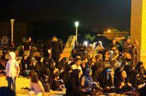 مسجد جامع خرمشهر موزه دفاع مقدس میزبان شب زنده داران شد