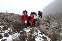 افراد گمشده در ارتفاعات شیرین آباد علی آباد کتول نجات یافتند