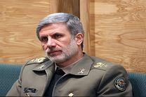 وزیر دفاع به ادعای مشارکت ایران در اصابت موشک یمنی به عربستان واکنش نشان داد