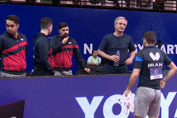 کادر فنی تیمهای ملی تنیس روی میز مشخص شدند