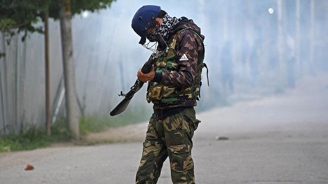 کشته شدن 3 شبه نظامی در کشمیر توسط نیروهای امنیتی هند
