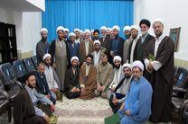 گردان فرهنگی عمار سپاه قدس گیلان متشکل از طلاب و روحانیون تشکیل شد