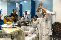 جشن شب یلدا با بیماران سرطانی