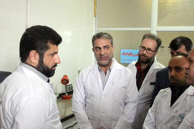 کمبود نیرو در اداره دامپزشکی استان خوزستان