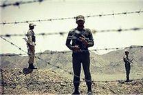 یک مرزبان در مرز میرجاوه به شهادت رسید