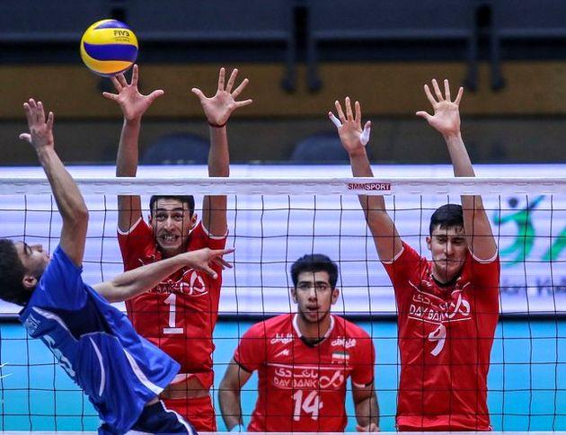 الجزایر هم حریف جوانان والیبالست ایران نشد