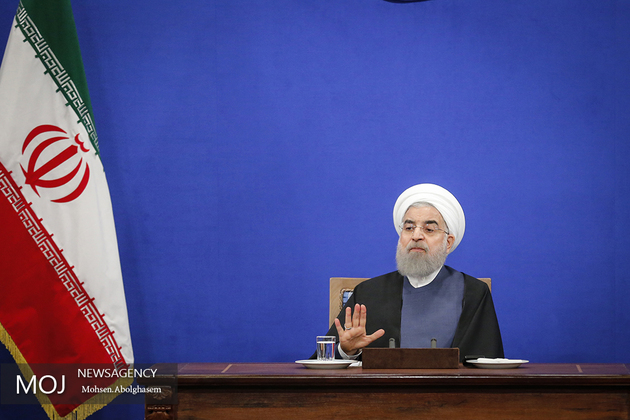 سرتیم روحانی در وزارت کشور حضور یافت