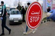 منع تردد در محورهای منتهی به شهرهای استان خوزستان