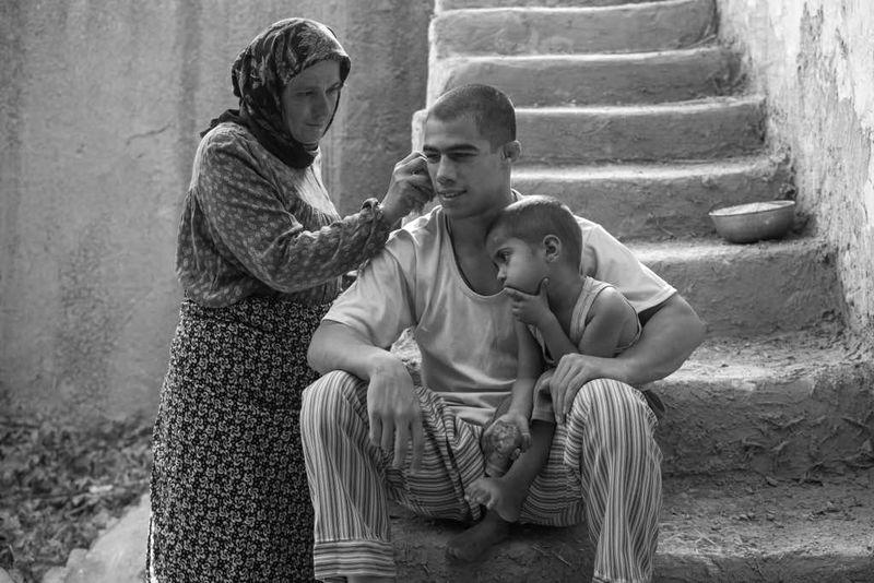 نخستین تصویر از فیلم غلامرضا تختی منتشر شد