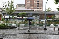 پیش بینی بارش باران در 6 استان/ دمای هوای کاهش می یابد