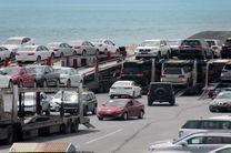 ترانزیت 106 هزار دستگاه خودرو از بندرلنگه به آسیانه میانه