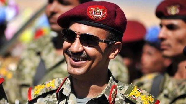 لغو حبس خانگی پسر عبدالله صالح به دستور ولیعهد امارات