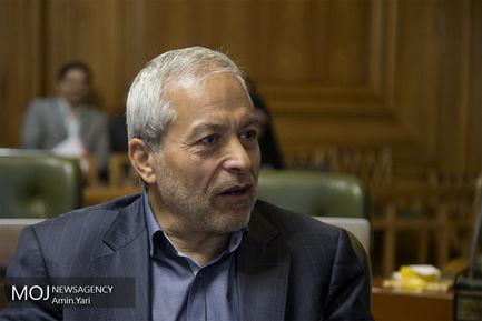 محمود میر لوحی عضو شورای اسلامی شهر تهران