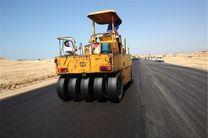پیشرفت 80 درصدی پروژه های راهسازی در لنجان
