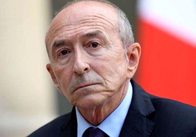 موافقت ماکرون با استعفای وزیر کشور فرانسه