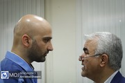 یازدهمین جلسه دادگاه رسیدگی به مفسدان اقتصادی در بانک سرمایه