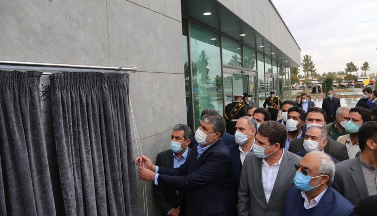 پروژه های توسعه فرودگاهی کرمان افتتاح شد