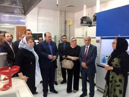 هیات تجاری ارمنستان از ظرفیت های گردشگری و اقتصادی دلیجان بازدید کرد