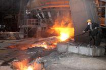 3 میلیون و 600 هزار تن فولاد تا چند ماه دیگر در ذوب آهن